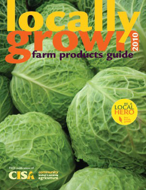 2010 Local Grown cover