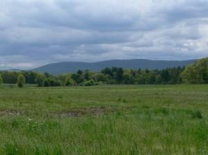 View of Mount Tom from Echodale Farm, Easthampton (Marty Klein photo)