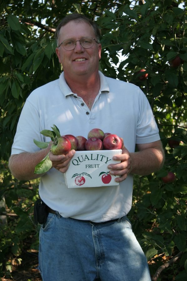 Apex Orchards.Tim Smith.apples