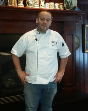 """"""" We want people to feel like they are at home—to sit back and relax with a beer and a good meal!"""" - Chef Zach"""