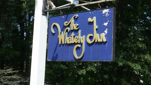 whately inn sign