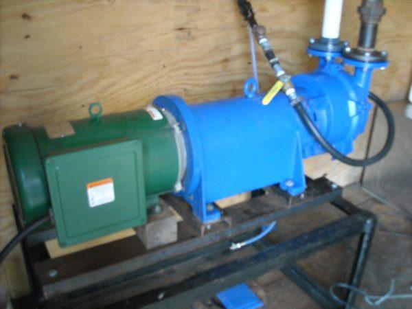 dufresne vacuum pump