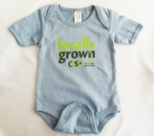 image of Locally Grown Onesies