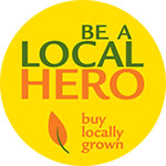 image of Small Local Hero Stickers